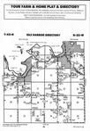 Map Image 021, Mille Lacs County 1997